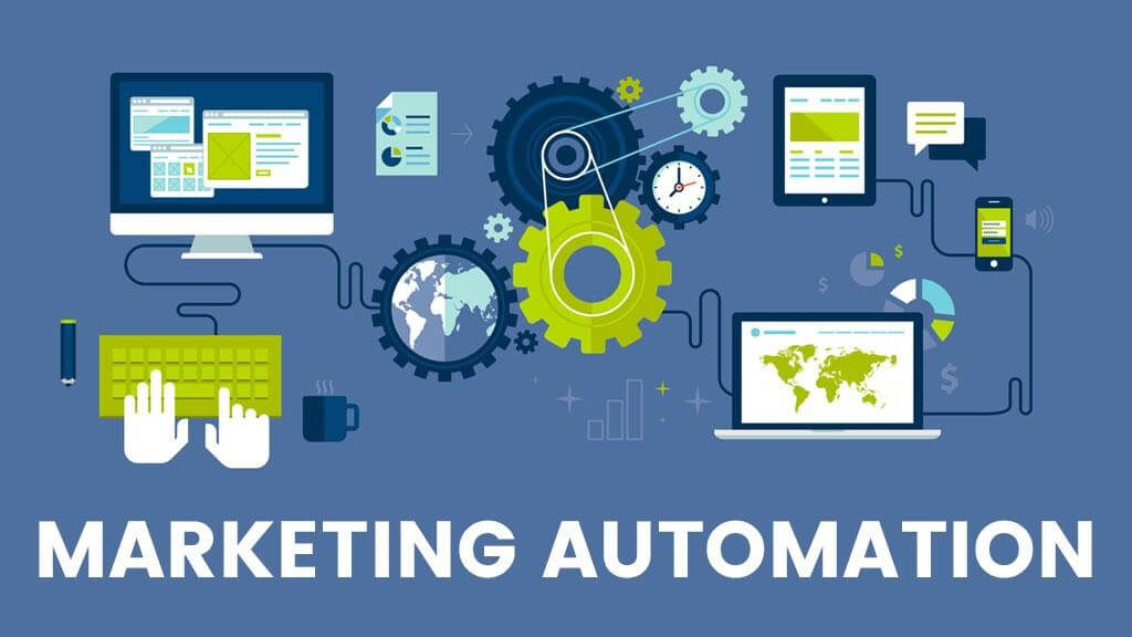 Marketing Automation - Edufficient Marketing Automation